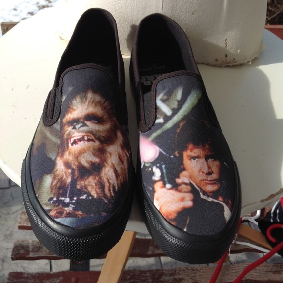 Sperry Other - Brand new mens sperry Star Wars vans.